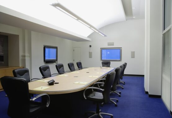 リモート用会議室風景
